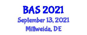 Blockchain Autumn School (BAS) September 13, 2021 - Mittweida, Germany