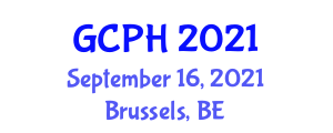 Global Conference on Public Health (GCPH) September 16, 2021 - Brussels, Belgium