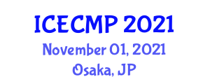 International Conference And Expo On  Condensed Matter Physics (ICECMP) November 01, 2021 - Osaka, Japan