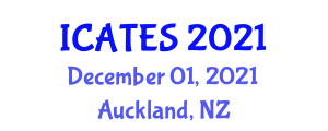 International Conference on Aboriginal Tourism and Environmental Sustainability (ICATES) December 01, 2021 - Auckland, New Zealand