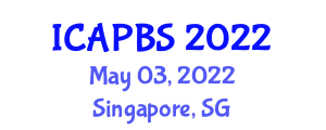 International Conference on Addiction Psychiatry and Behavioral Science (ICAPBS) May 03, 2022 - Singapore, Singapore