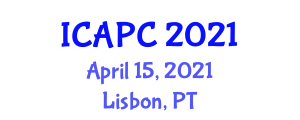 International Conference on Addiction Psychology and Counselling (ICAPC) April 15, 2021 - Lisbon, Portugal