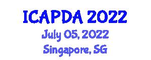International Conference on Addiction Psychology and Drug Addiction (ICAPDA) July 05, 2022 - Singapore, Singapore