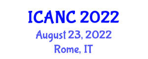 International Conference on Addictions Nursing and Care (ICANC) August 23, 2022 - Rome, Italy