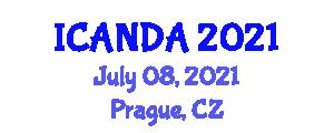 International Conference on Addictions Nursing and Drug Addiction (ICANDA) July 08, 2021 - Prague, Czechia