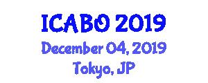 International Conference on Advanced Biomedical Optics (ICABO) December 04, 2019 - Tokyo, Japan