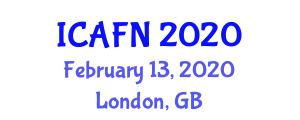 International Conference on Advanced Fibers and Nanocomposites (ICAFN) February 13, 2020 - London, United Kingdom
