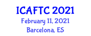 International Conference on Advanced Fibers, Textiles and Composites (ICAFTC) February 11, 2021 - Barcelona, Spain