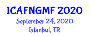 International Conference on Advanced Food Nanotechnology and Genetically Modified Foods (ICAFNGMF) September 24, 2020 - Istanbul, Turkey
