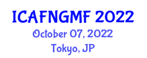 International Conference on Advanced Food Nanotechnology and Genetically Modified Foods (ICAFNGMF) October 07, 2022 - Tokyo, Japan
