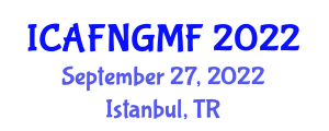 International Conference on Advanced Food Nanotechnology and Genetically Modified Foods (ICAFNGMF) September 27, 2022 - Istanbul, Turkey