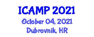 International Conference on Advanced Materials Processing (ICAMP) October 04, 2021 - Dubrovnik, Croatia