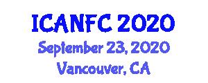 International Conference on Advanced Natural Fiber Composites (ICANFC) September 23, 2020 - Vancouver, Canada