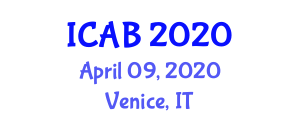 International Conference on Advances in Biotechnology (ICAB) April 09, 2020 - Venice, Italy