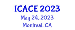 International Conference on Advances in Cognitive Economics (ICACE) May 24, 2023 - Montreal, Canada