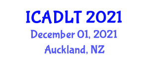 International Conference on Advances in Deep Learning Technologies (ICADLT) December 01, 2021 - Auckland, New Zealand