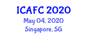 International Conference on Advances in Fuel Chemistry (ICAFC) May 04, 2020 - Singapore, Singapore