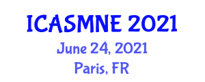 International Conference on Advances in Social Media and Network Engineering (ICASMNE) June 24, 2021 - Paris, France