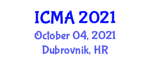 International Conference on Agricultural Engineering and Mechanised Agriculture (ICMA) October 04, 2021 - Dubrovnik, Croatia