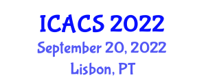 International Conference on Algorithmics, Cryptology and Security (ICACS) September 20, 2022 - Lisbon, Portugal