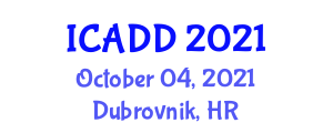 International Conference on Alzheimer (ICADD) October 04, 2021 - Dubrovnik, Croatia