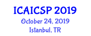 International Conference on Analog Integrated Circuits and Signal Processing (ICAICSP) October 24, 2019 - Istanbul, Turkey