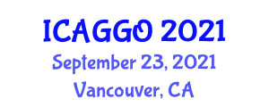 International Conference on Animal Genetics and Genetic Operations (ICAGGO) September 23, 2021 - Vancouver, Canada