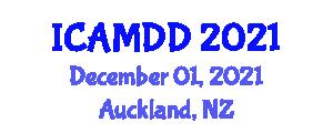 International Conference on Animal Medicine and Drug Development (ICAMDD) December 01, 2021 - Auckland, New Zealand