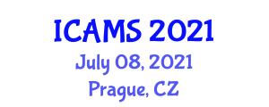 International Conference on Animal Medicine and Science (ICAMS) July 08, 2021 - Prague, Czechia
