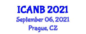 International Conference on Animal Nutrition and Breeding (ICANB) September 06, 2021 - Prague, Czechia