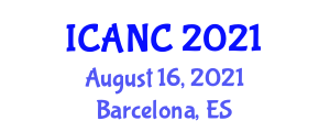 International Conference on Animal Nutrition and Care (ICANC) August 16, 2021 - Barcelona, Spain