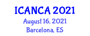 International Conference on Animal Nutrition and Companion Animals (ICANCA) August 16, 2021 - Barcelona, Spain