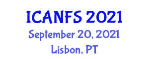 International Conference on Animal Nutrition and Feed Sciences (ICANFS) September 20, 2021 - Lisbon, Portugal