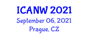 International Conference on Animal Nutrition and Welfare (ICANW) September 06, 2021 - Prague, Czechia