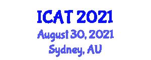 International Conference on Animal Transportation (ICAT) August 30, 2021 - Sydney, Australia