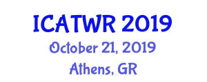 International Conference on Animal Trapping and Wildlife Resources (ICATWR) October 21, 2019 - Athens, Greece