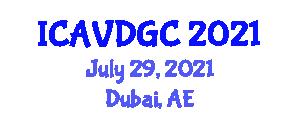 International Conference on Animal Viral Diseases and Global Change (ICAVDGC) July 29, 2021 - Dubai, United Arab Emirates