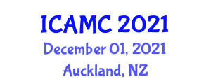 International Conference on Applications of Mathematical Cryptology (ICAMC) December 01, 2021 - Auckland, New Zealand