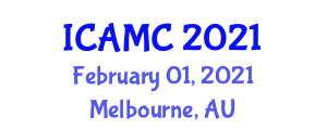 International Conference on Applications of Mathematical Cryptology (ICAMC) February 01, 2021 - Melbourne, Australia