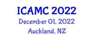 International Conference on Applications of Mathematical Cryptology (ICAMC) December 01, 2022 - Auckland, New Zealand