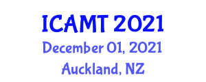 International Conference on Applications of Microprogramming Technology (ICAMT) December 01, 2021 - Auckland, New Zealand