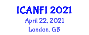 International Conference on Applications of Nanotechnology in Food Industry (ICANFI) April 22, 2021 - London, United Kingdom
