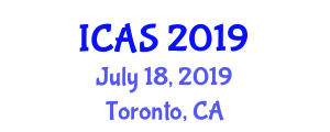 International Conference on Archaeological Science ICAS on July 18
