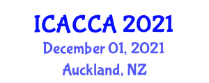 International Conference on Architecture Criticism and Critical Approaches (ICACCA) December 01, 2021 - Auckland, New Zealand