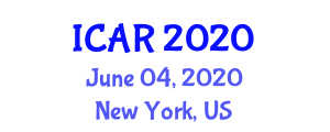 International Conference on Autism Research (ICAR) June 04, 2020 - New York, United States