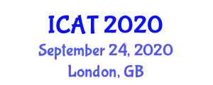 International Conference on Aviation and Turbulence ICAT on