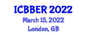 International Conference on Behavior-Based and Evolutionary Robotics (ICBBER) March 15, 2022 - London, United Kingdom