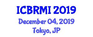 International Conference on Behavioral Robotics and Machine Intelligence (ICBRMI) December 04, 2019 - Tokyo, Japan