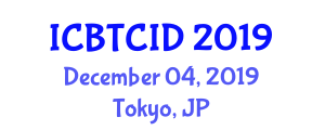 International Conference on Bicycle Transportation and Cycling Infrastructure Design (ICBTCID) December 04, 2019 - Tokyo, Japan