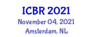 International Conference on Biomusicology and Research (ICBR) November 04, 2021 - Amsterdam, Netherlands